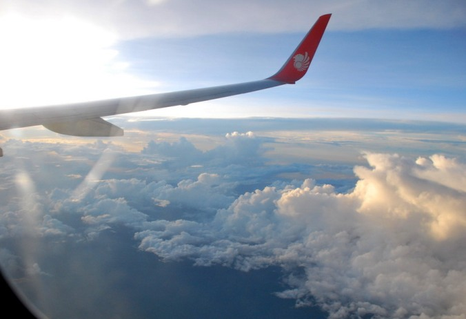 sayap yang narsis =..=