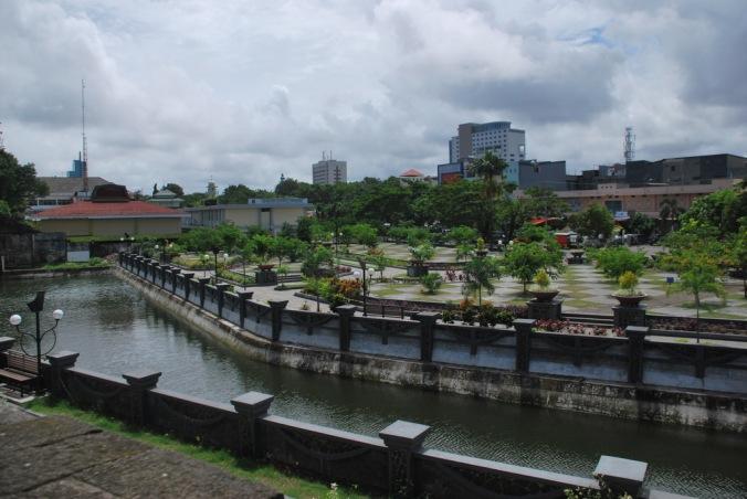 kanal air nan bersih