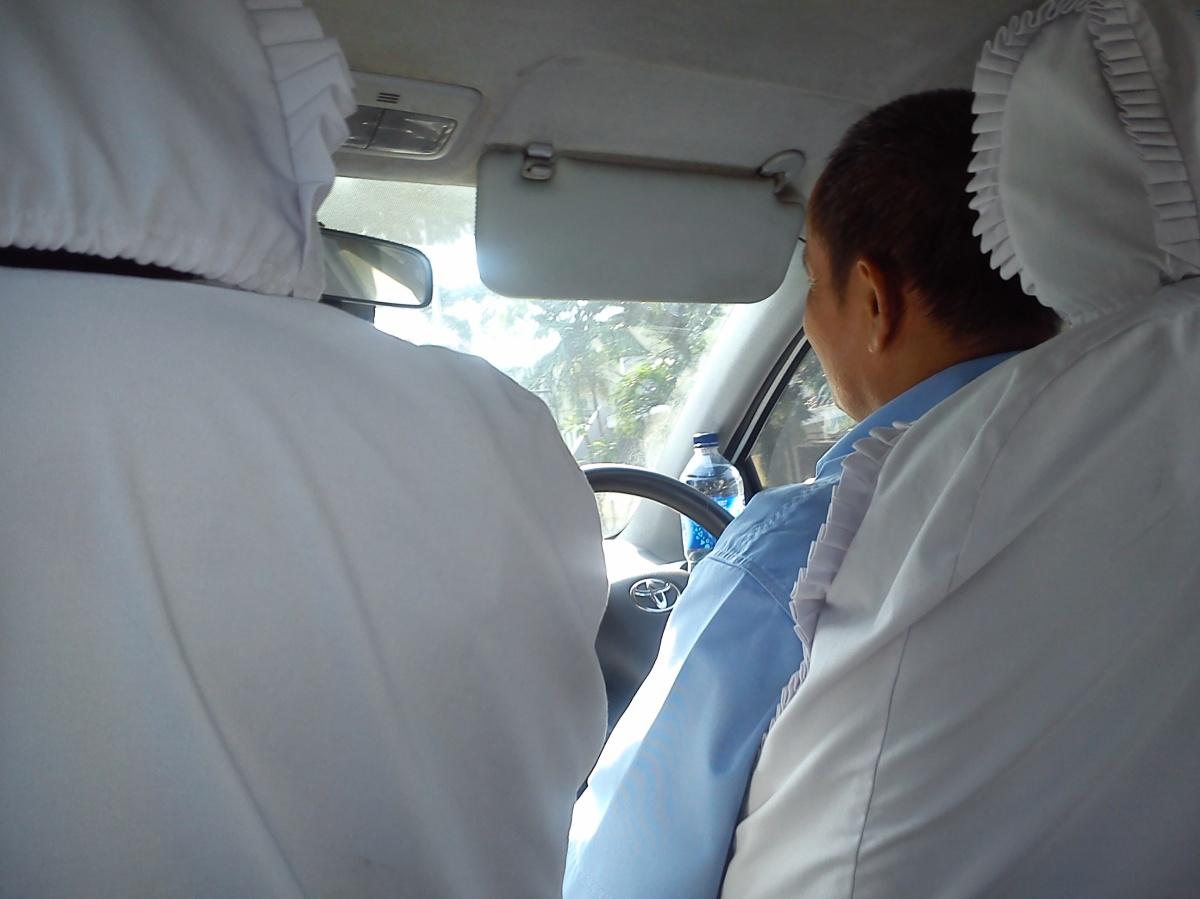 Cerita dari Sopir Taksi