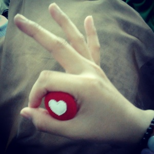 i love number three