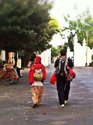 backpacker-an dulu