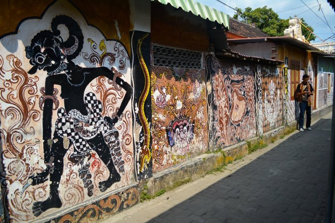 mural ala jogja