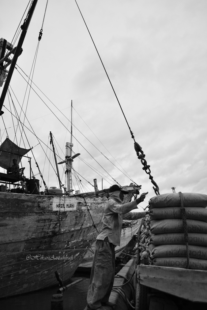 kuli pelabuhan