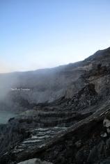 pinggiran Danau Ijen