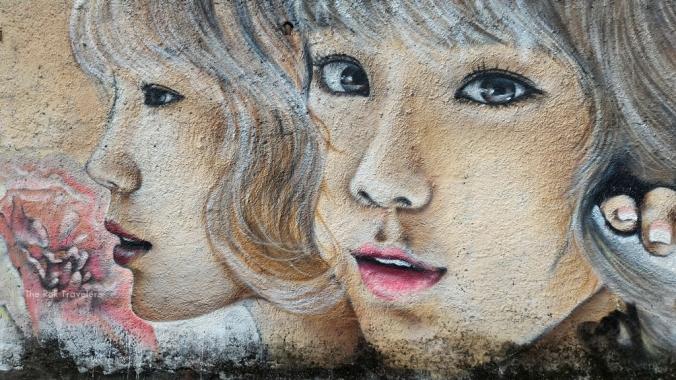 Mural Bandung- Woman Portraits 2