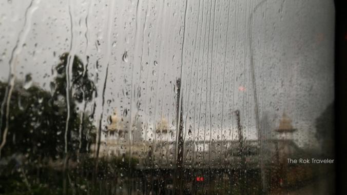 Hujan di Kuala Lumpur