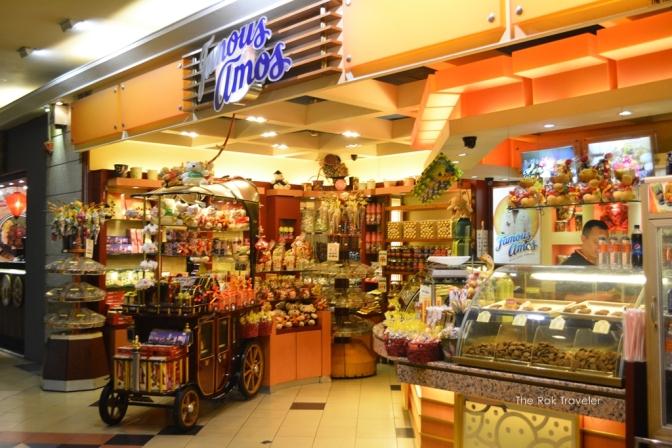 toko oleh2 yang sepi pengunjung
