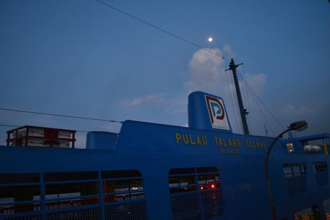 kapal Pulau Talang Talang :D